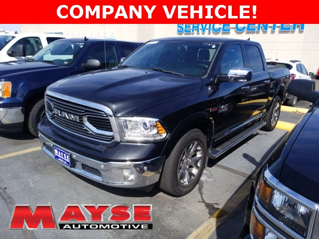 Pre Owned 2017 Ram 1500 Laramie Limited