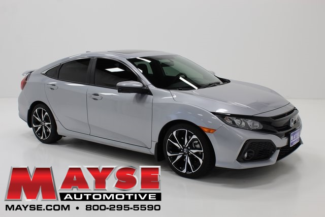 Pre-Owned 2018 Honda Civic Si