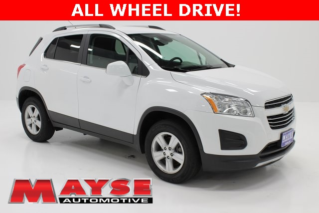 Pre-Owned 2015 Chevrolet Trax LT