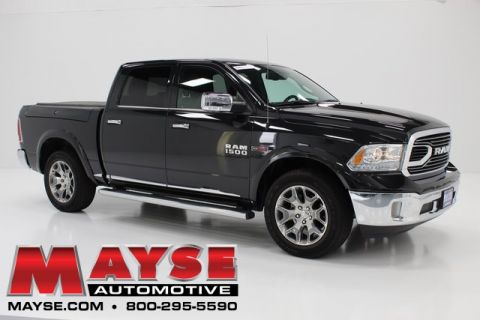 Pre-Owned 2017 Ram 1500 Laramie Limited