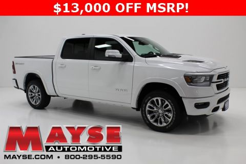 150 New Chrysler, Dodge, Jeep, Ram for Sale | Mayse