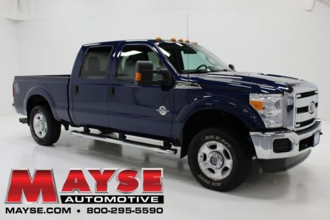Pre-Owned 2012 Ford F-250SD